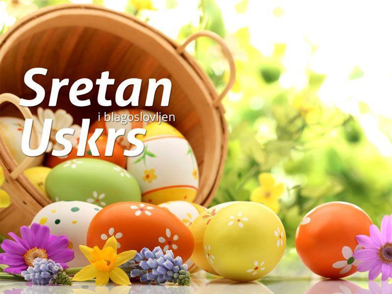 Čestitke za Uskrs - Najljepše Uskrsne čestitke na jednom mjestu